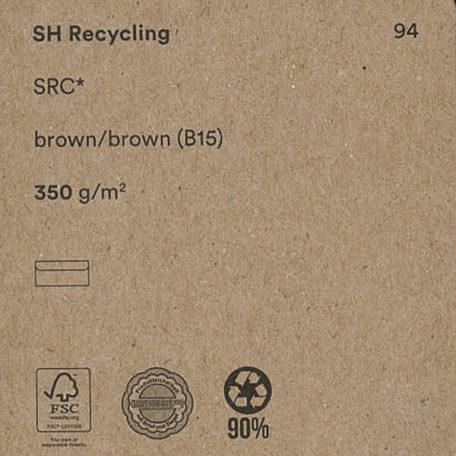 SH recycling brown350