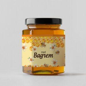 etikera za med